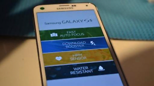 SAMSUNG GALAXY S5, AS NEW MINT CONDITION UNLOCKED AND READY FOR N Labrador Gold Coast City Preview