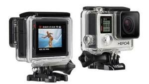 Rarely used GoPro Hero 4 Silver Edition