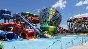 WET N WILD TICKETS FOR SALE !!!!!! Sydney City Inner Sydney Preview