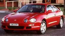 REAL LADY OWNER. CAR 1998 TOYOTA CELICA BOOKS SUNROOF MORE Aspendale Kingston Area Preview
