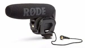 Rode VideoMic Pro for DSLR, compact camera or video camera Londonderry Penrith Area Preview