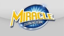 MIRACLE CLEANING SERVICES , THE BEST CLEANING TEAM ! Bondi Junction Eastern Suburbs Preview