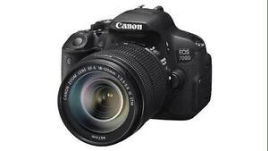 Canon dslr camera package body & lenses Sydney City Inner Sydney Preview