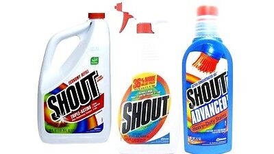Shout Laundry Stain Remover Multi Pack