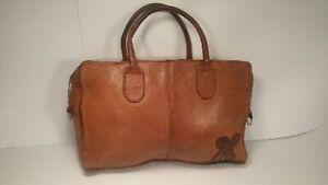 *Vintage - sac en cuir pour femme*