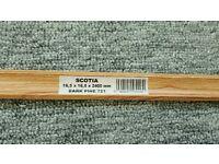 Beading/ Scotia Dark Pine for laminate flooring