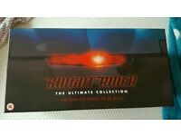 Knight Rider Complete Collection DVD