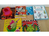joblot of childrens books chip and kipper learning books