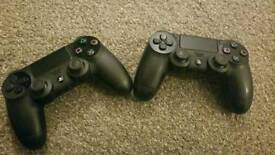 PS4 (PlayStation 4) wireless controllers for sale- £30 each