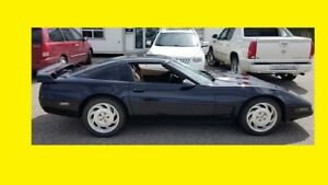 1994 CHEV CORVETTE COMES WITH FULL SAFETY INSPECTION