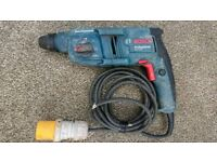 Bosch SDS Three Mode Hammer Drill 110v