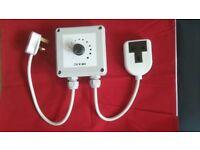 fan speed controller 5 amp