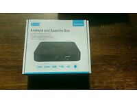 August DVB600 Android TV BOX new