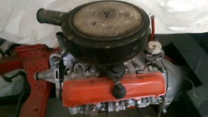Olds 260 engine with th200 transmission