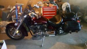2007 Yamaha vstar Silverado for sale