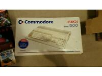 Wanted commodore amiga computers and peripherals