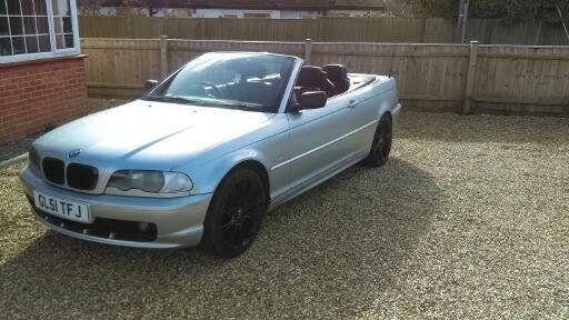 GRAB A BARGAIN BMW E46 318 !!!!!!! 12 MONTHS MOT !!!!!!!