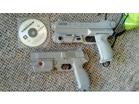Set Of PS1 Games And Accessories