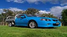 2007 Ford XR6 Ute Inverell Inverell Area Preview