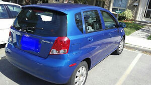 2005 Chevy Aveo in great great condition, Certified!