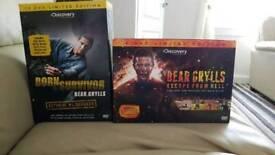 Bear grills DVD box sets