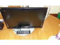 Alba 19 inch led tv with dvd player
