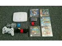 Ps1 with 5 games
