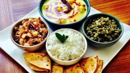 Indian Veg & Non Veg food/Tiffin (Delivery available)