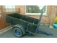 Car trailer - 6x4
