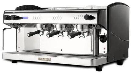 3 group expobar G10 coffee machine