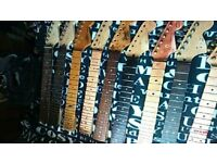 Guitar Parts for sell in bulk or single ideal for a project