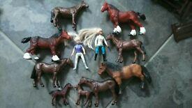 Pony play set
