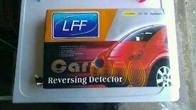 Car reversing detector