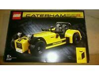 Lego Caterham 21307