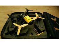 Parrot Bebop Drone inc bag and new bigger battery