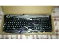 Bundle of brand new boxed keyboards. 20.