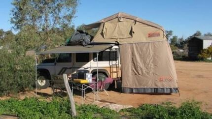 Roof Top Tent - Austrack City North Canberra Preview