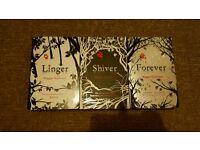 Linger, shiver, forever book