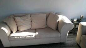 Settee with built in bed