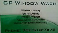 GP Window Wash - Eavestroughs, Siding, Pressure washing, Gutters