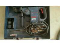 Bosch hammer SDS multi drill