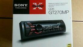 Sony CD GO 20TH car audio system