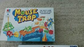 Six boxed games