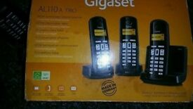 gigaset AL110 A trio home phone NEW