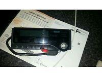 Taxi meter is full working order TM1000