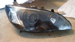 2004-2005 Honda Civic Hid Halo Headlights