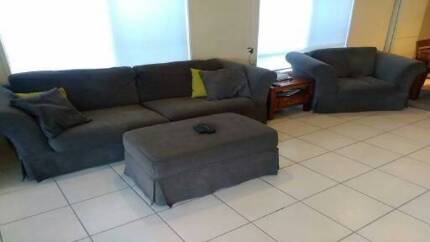 Couch Set for Sale (Modern Gray)