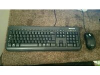 Microsoft Keyboard and mouse