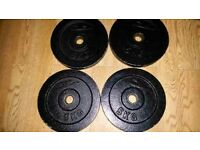 Metal 4x5kg plates... 50 available