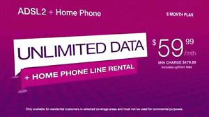 Cheap $59.99 Unlimited TPG ADSL 2+ & Phone Line Blacktown Blacktown Area Preview